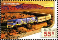 [Great Australian Railway Journeys, type DJB]