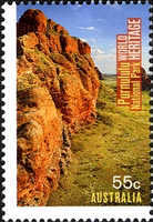 [Australian World Heritage Sites, type DJF]