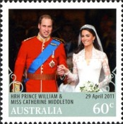 [Royal Wedding - Prince William and Catherine Middleton, type DND]