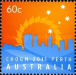 [CHOGM 2011 - Perth, type DOO]