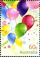 [Greetings Stamps - Precious Moments, type DPF]