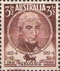 [The 150th Anniversary of the First Office in Tasmania, type DR]