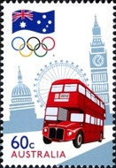[Olympic Games - London, UK, type DRD]