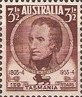 [The 150th Anniversary of the First Office in Tasmania, type DS]