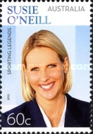 [Sporting Legends - Susie O'Neill, type DTJ]