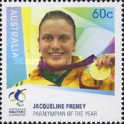 [Jacqueline Freney - Paralympian of the Year, type DTU]