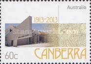 [The 100th Anniversary of the City of Canberra, type DUU]