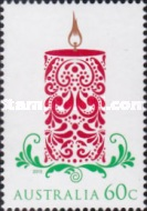 [Christmas Stamps, type DXQ]