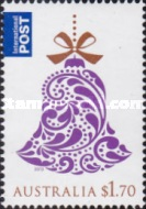[Christmas Stamps, type DXR]