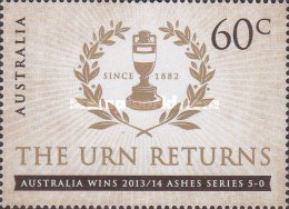 [Cricket - The Urn Returns, type DYE]