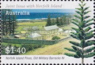 [Norfolk Island Pines - Joint Issue with Norfolk Island, type EAA]