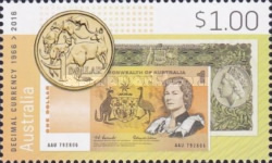 [The 50th Anniversary of Decimal Currency, type EGI]