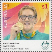[Australian Gold Medallists at the Rio 2016 Olympic Games, type EHO]