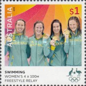 [Australian Gold Medallists at the Rio 2016 Olympic Games, type EHP]