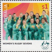 [Australian Gold Medallists at the Rio 2016 Olympic Games, type EHR]