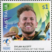 [Dylan Alcott - Paralympian of the Year, type EIU]