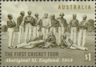 [The 150th Anniversary of the First Cricket Tour, type ENM]
