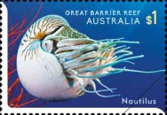 [Stamp Collecting Month - Reef Safari, type EOD1]