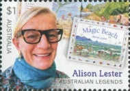 [Australian Legends of Children's Literature, type EPR]