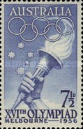 [Olympic Games - Melbourne, Australia, type EQ]