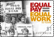 [The 50th Anniversary of the Principle of Equal Pay, type ERA]