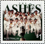 [The Ashes - Australian Cricket Team, type ERV]