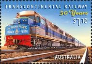 [The 50th Anniversary of the Transcontinental Railway, type ETF]