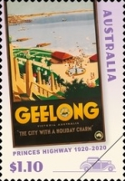 [The 100th Anniversary of the Princes Highway, type EVI]