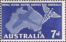 [Royal Flying Doctor Service in Australia, type EX]