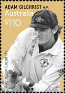 [Australian Legends of Cricket, type EXJ]