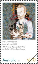 [The 100th Anniversary of the Archibald Prize, type EZT]