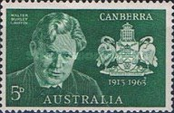 [The 50th Anniversary of the City of Canberra, type GP]