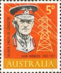 [The 100th Anniversary of the Birth of John Monash, type HO]