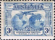 [Charles Kingsford Smith's World Flights, type J1]