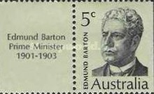 [Commonwealth Prime Ministers from Australia, type JX]