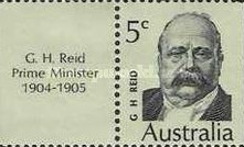 [Commonwealth Prime Ministers from Australia, type JZ]