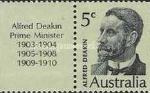 [Commonwealth Prime Ministers from Australia, type KA]