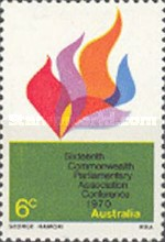 [The 16th Anniversary of the Parliamentary Conference of Commonwealth Countries, type KW]