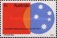 [The 100th Anniversary of the Native Australians Association, type LJ]