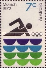 [Olympic Games -  Munich, Germany, type ML]