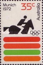 [Olympic Games -  Munich, Germany, type MM]