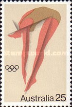[Olympic Games  - Montreal, type QI]