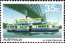 [Boats on Murray River, type SO]