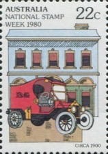 [National Stamp Week, type UR]