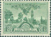 [The 100th Anniversary of South Australia, type W2]