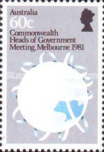 [Commonwealth Heads of Government Meeting, type WI1]