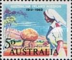 [The 50th Anniversary of the Australian Indland Mission, type XGI]