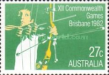 [The 12th Anniversary of the Commonwealth Games - Brisbane, type XR]