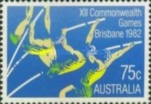 [The 12th Anniversary of the Commonwealth Games - Brisbane, type XT]