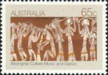 [The Culture of Aborigines - Music and Dancing, type XY]